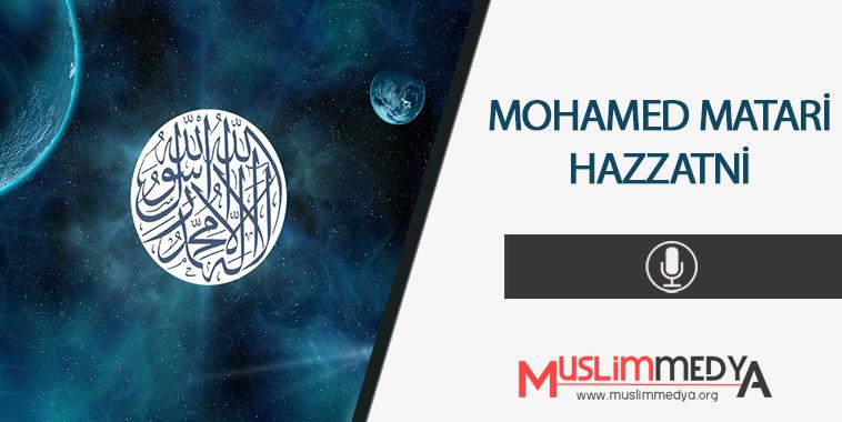 Photo of Hazzatni – Mohamed Matari