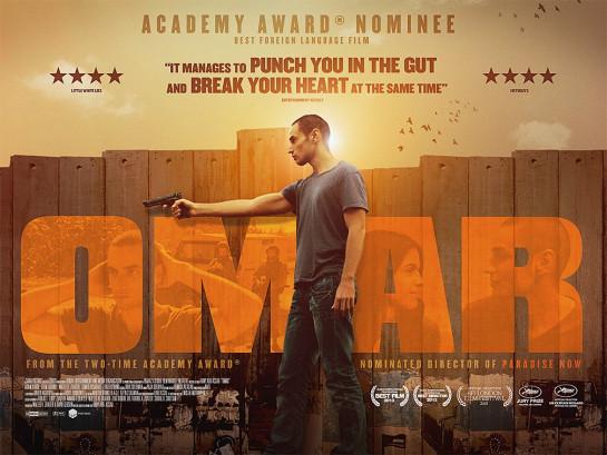 Photo of Ömer (Omar) Filmi – Filistin 2013