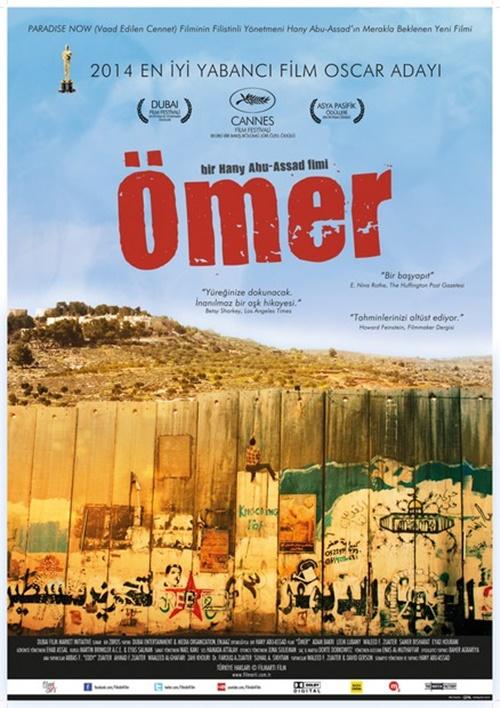 Ömer (Omar) Filmi – Filistin 2013