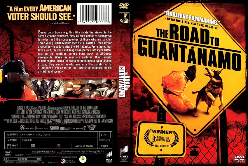 film the road to guantanamo