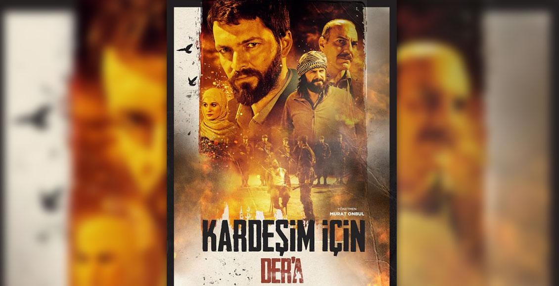 Photo of Kardeşim İçin Der'a – 2018 Film İzle