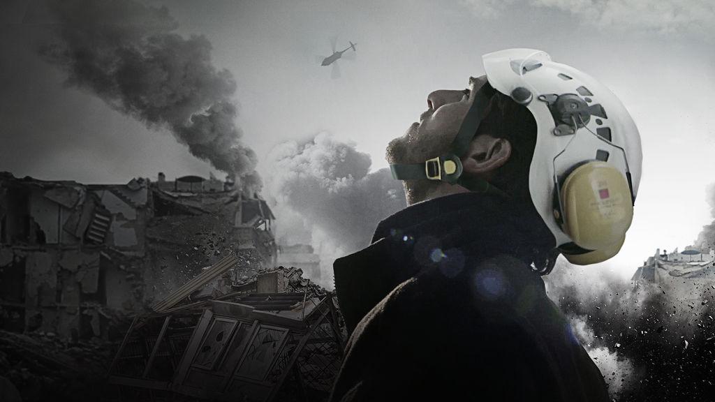 Photo of The White Helmets Beyaz Kasklılar (2016) – Suriye Belgeseli